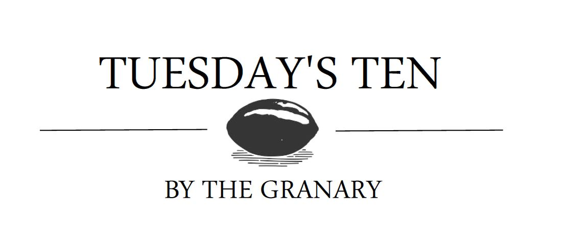Tuesday's Ten – Reasons to Shop at www.shop.granary.ca
