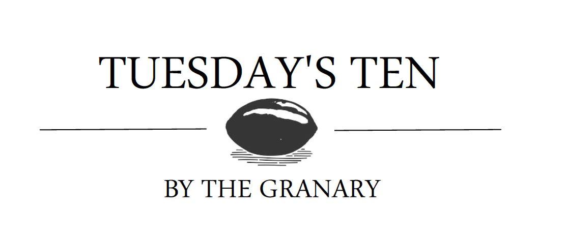 Tuesday's Ten: Ten Essential Vitamins