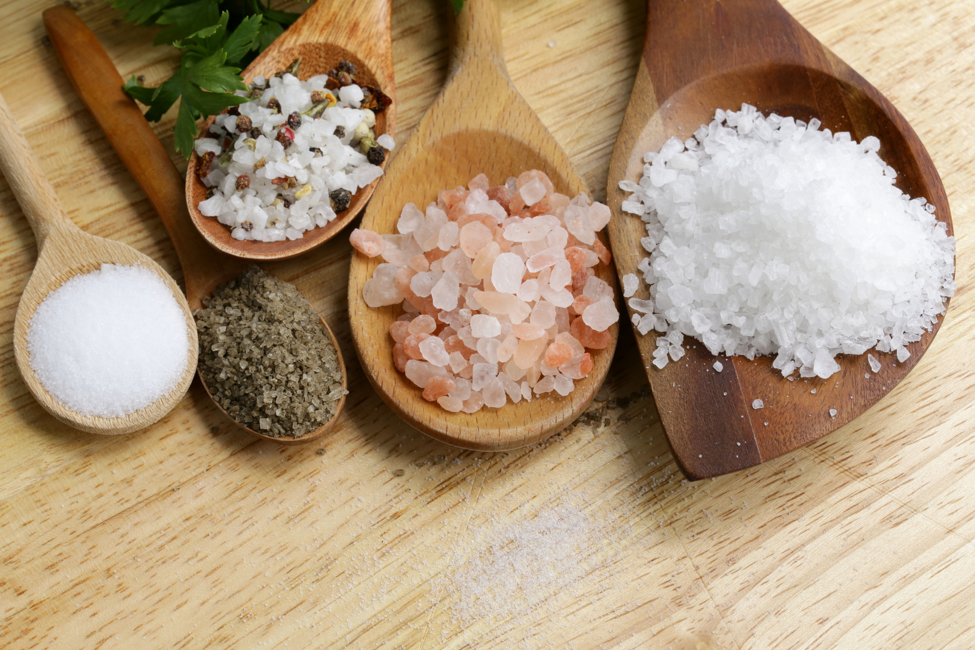 Types of Salts and Their Benefits