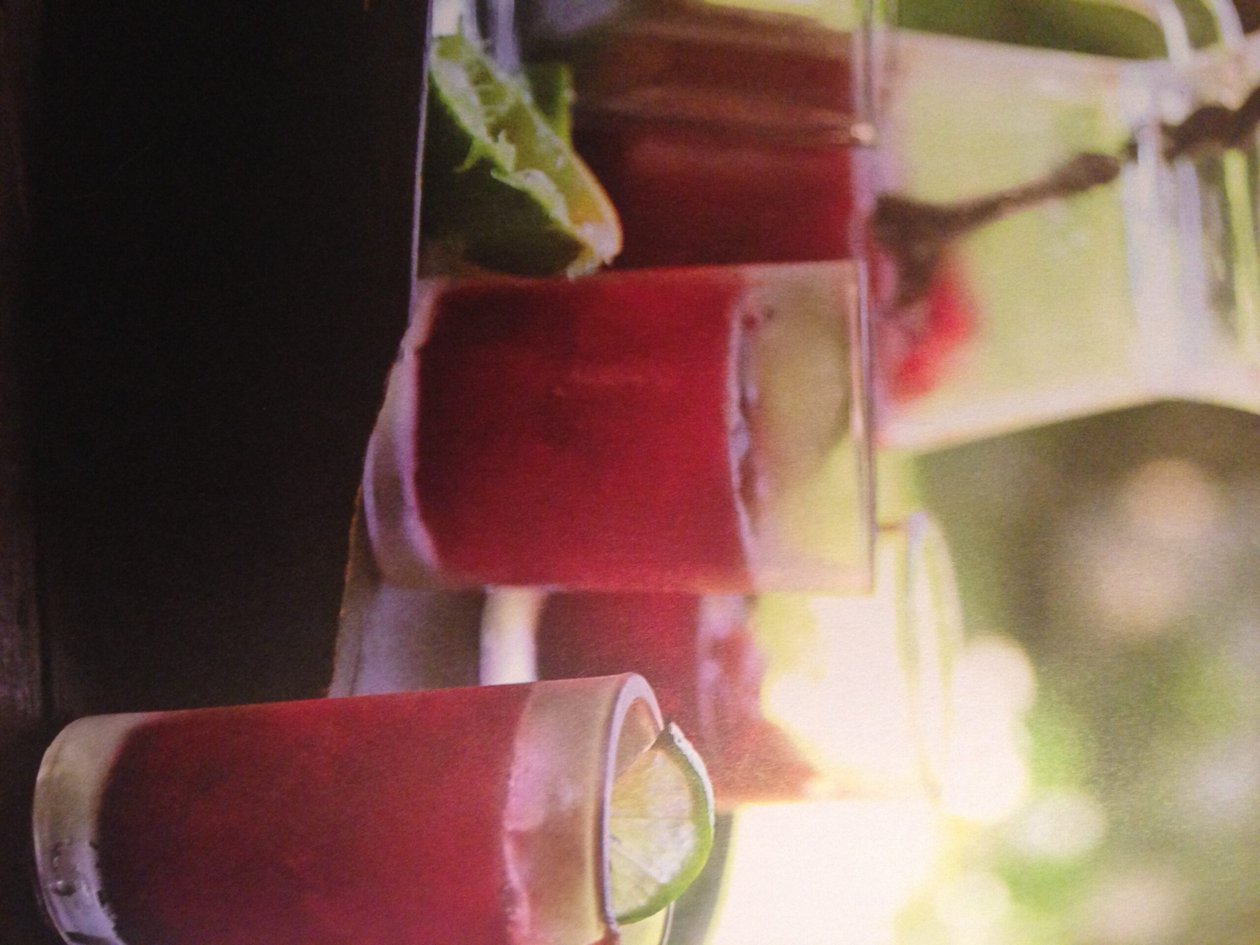 Foodie Fridays: Watermelon Hibiscus Coolers