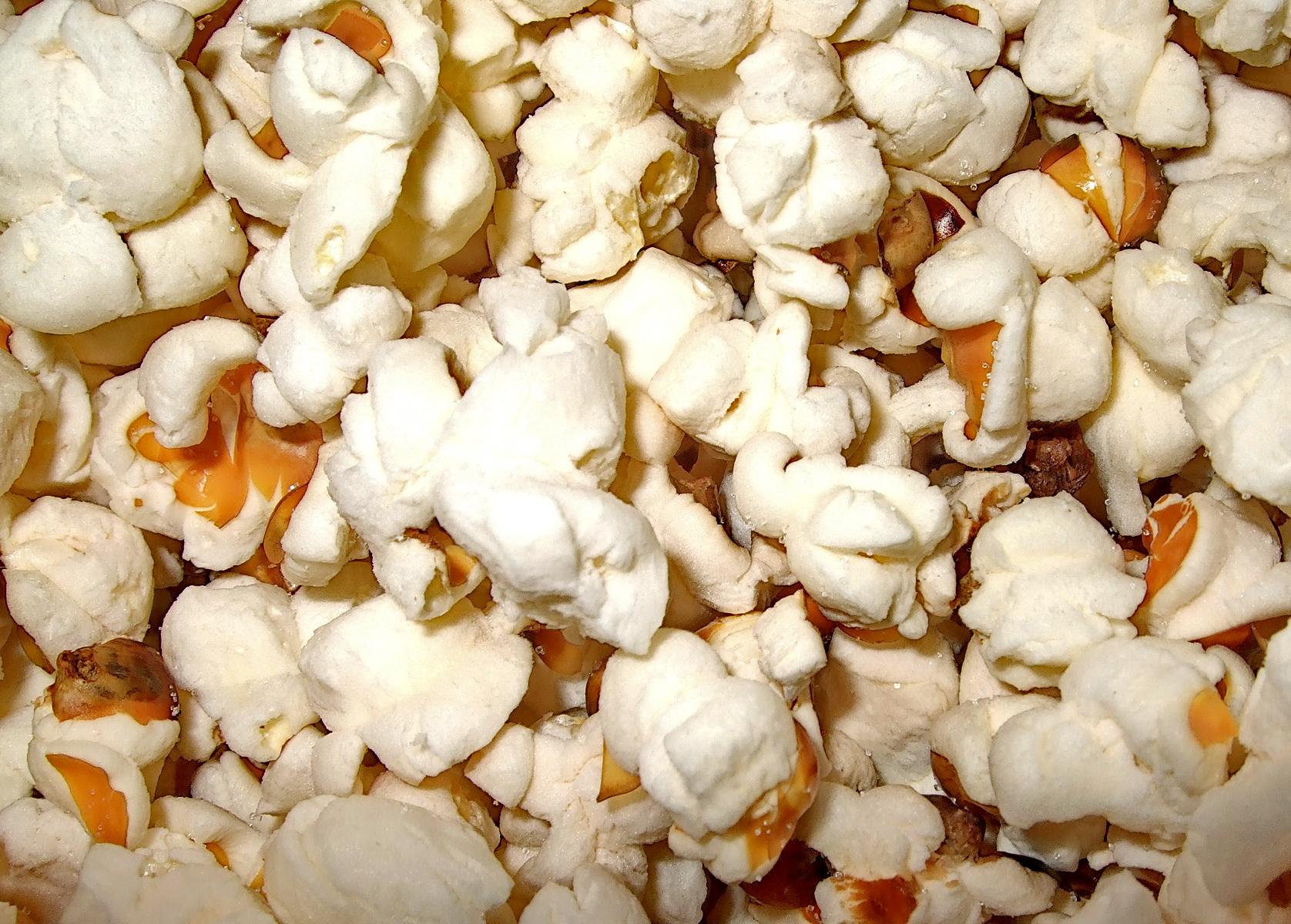 Foodie Fridays: Herb Popcorn