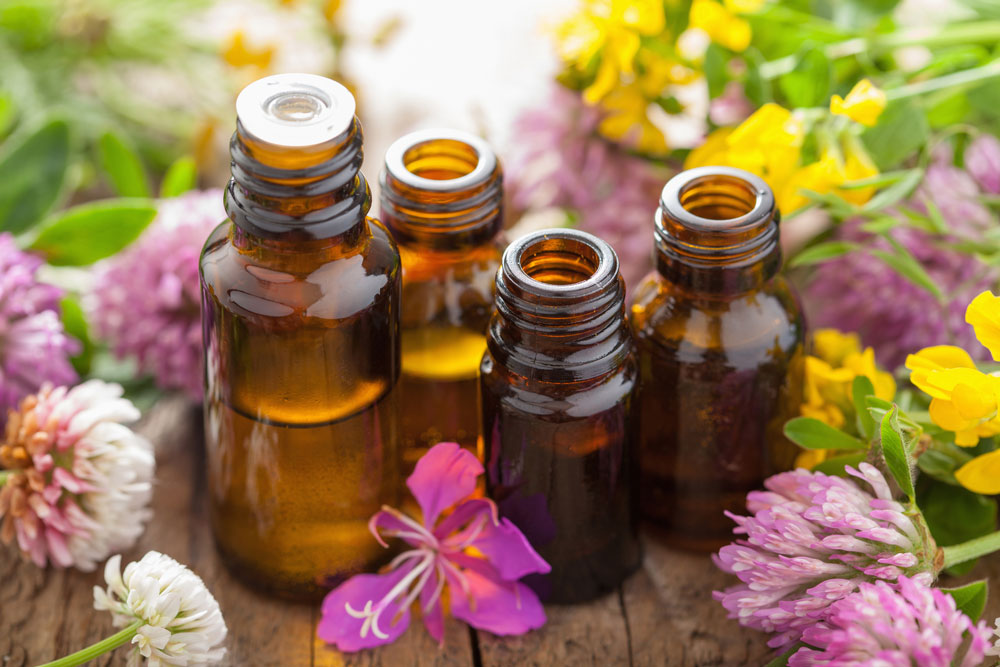 The Essentials of Essential Oils
