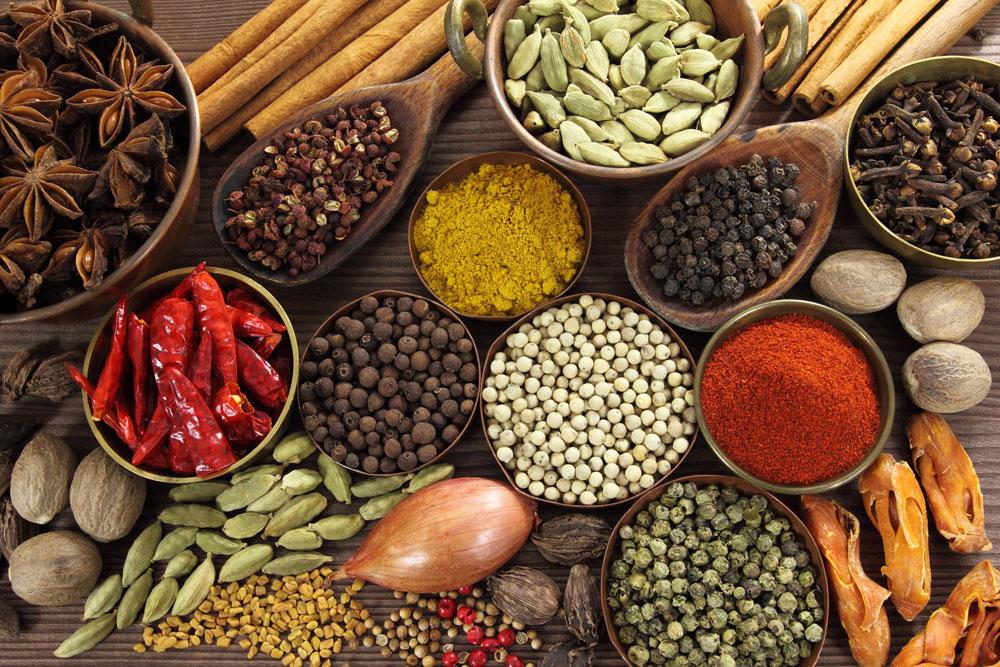 8 DIY Spice Blends