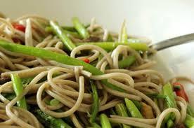 Spring Sesame Noodle